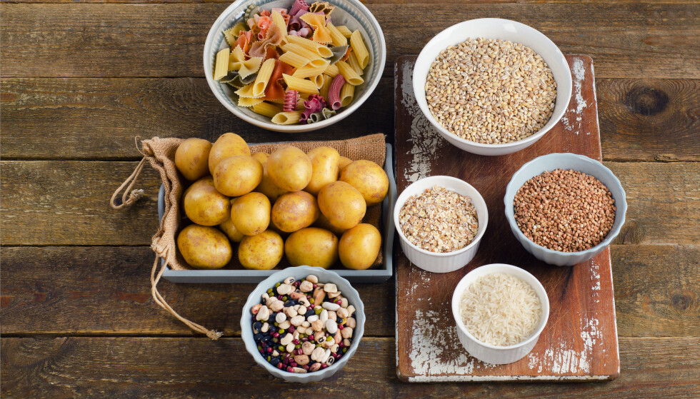 <strong>MÅLTID:</strong> Hvert måltid bør være sammensatt av ulike matvarer med næringsinnhold fra karbohydrater, fett og protein. FOTO: NTB Scanpix