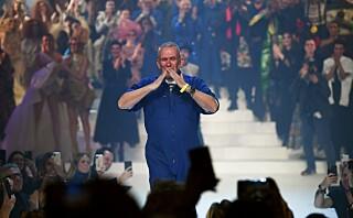 Jean Paul Gaultier takket for seg etter 50 år
