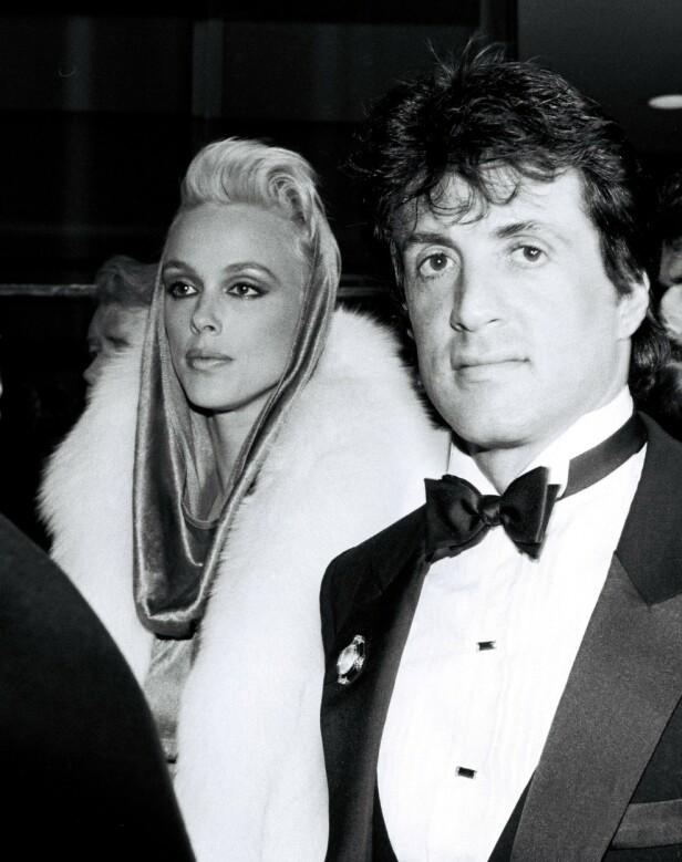 IKONISK DANSKE: Brigitte Nielsen var et ikon på 80-tallet og giftet seg med Sylvester Stallone. Siden har hun holdt seg i den popkulturelle bevisstheten. FOTO: NTB Scanpix
