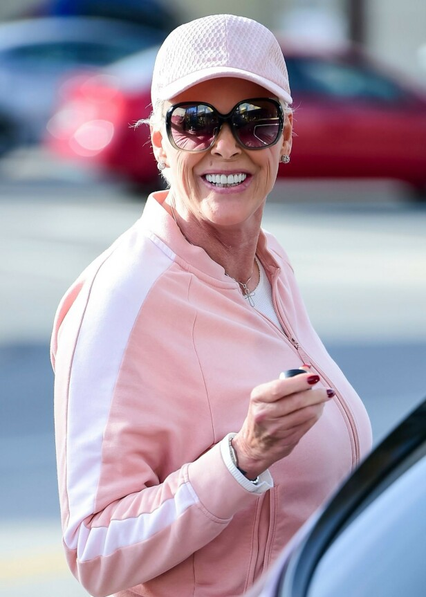 LYS FREMTID: Brigitte Nielsen (56) ser ikke bort fra at hun i fremtiden kan bli mor en gang til. FOTO: NTB Scanpix