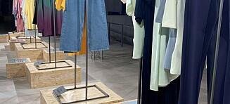 - I utgangspunktet er det ikke bærekraftig å produsere klær