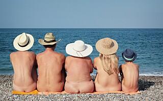 Når bør foreldre slutte å vise seg nakne for barna? Aldri, sier psykolog