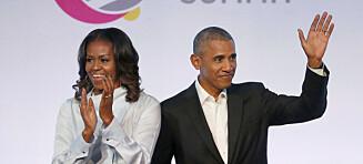 Michelle Obama (56) deler sine beste treningslåter