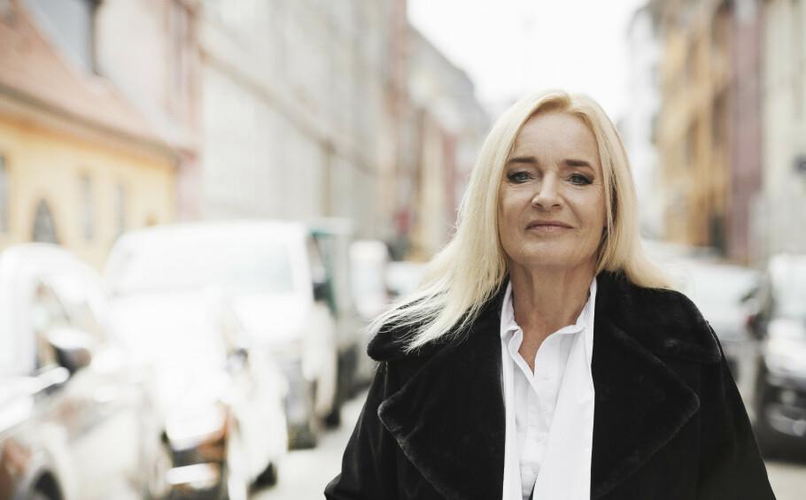 – Det er superviktig i parforhold at man har noen felles interesser, sier Anne Linnet. FOTO: Robin Skjoldborg