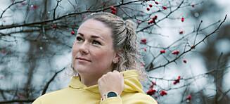 Tonje var bare 21 år da hun fikk diagnosen livmorkreft