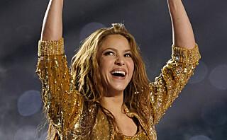 Shakira i norsk design
