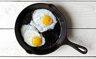 Egg er sunt - hver dag!