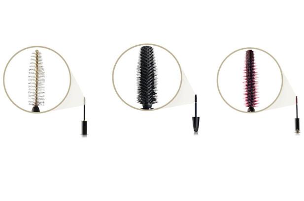 MASKARA: Vet du forskjell på børstene? De gir nemlig veldig ulik effekt!