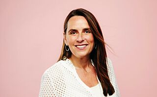 TV-kokk Anne Hjernøe har gått ned 20 kilo ved å endre vanene sine