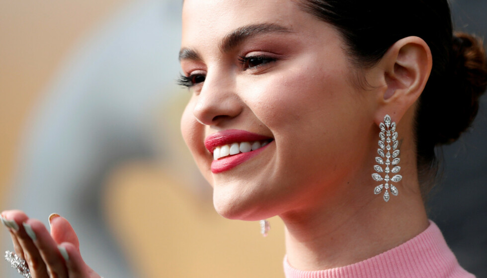 Selena Gomez lanserer egen makeup