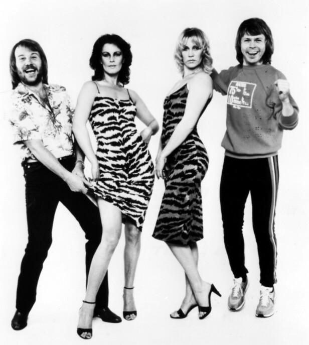 DYREPRINT: Kult i 1980 - også. (Foto: NTB Scanpix)