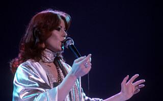 Hun var «tyskerungen» fra Ballangen som ble verdensstjerne med ABBA