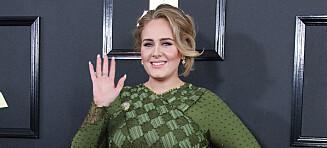 Nytt Adele-bilde vekker oppsikt blant fansen