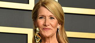 Fikk Oscar-statuett i bursdagsgave