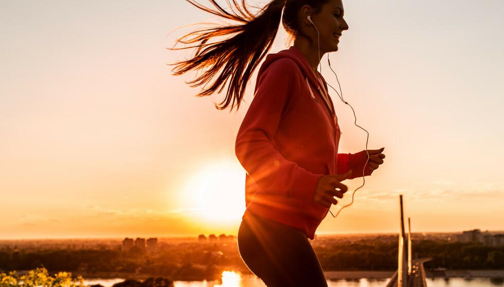 Finn noe du liker å gjøre - og hold på lenge nok til at fysisk aktivitet blir en vane. FOTO: NTB scanpix