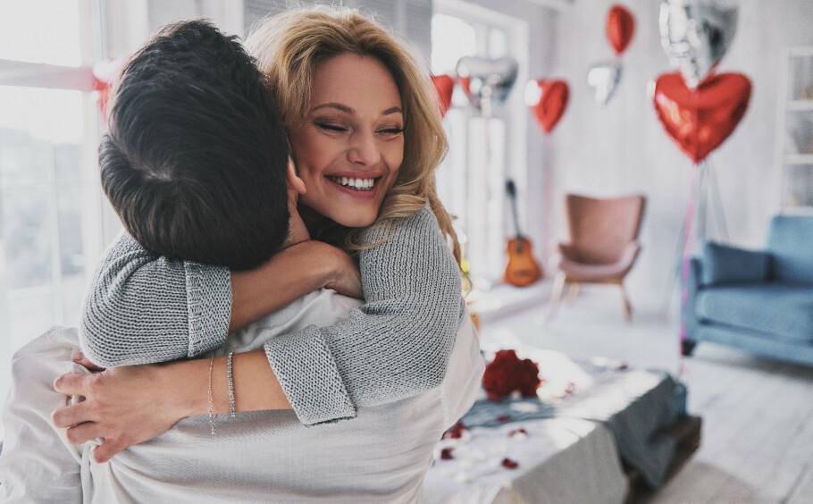 <strong>SUKKERSØTT:</strong> - Dersom forelskelsen går ut over dagliglivet ditt som jobb, interesser, familie og venner kan dette være et varseltegn på at forelskelen er usunn, sier eksperten. FOTO: NTB Scanpix
