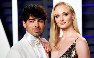 Kilder: Joe Jonas og Sophie Turner venter sitt første barn