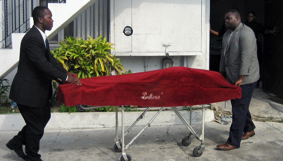 TRAGISK DØD: Anna Nicoles sønn Daniel døde da han var på Barselvisitt hos moren på Bahamas, etter sigende av en overdose på morens sykehusværelse. FOTO: NTBScanpix.