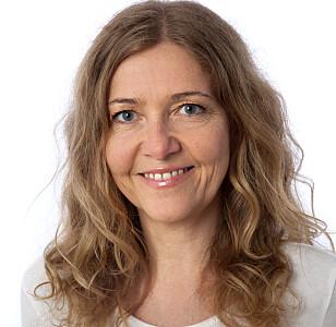 SEIGLIVET MYTE: Nina Cathrine Johansen tilbakeviser påstanden om at soya kan gjøre menn mer feminine. FOTO: Privat