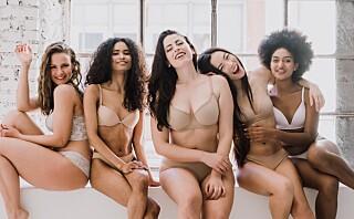 Norske kvinner er blant verdens mest fornøyde med brystene