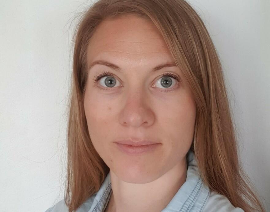 <strong>ANGST:</strong> Marit Morch Olsen Marit startet en instagramkonto om angst og humor for å bidra til å normalisere holdninger til angst og psykiske lidelser. FOTO: Privat