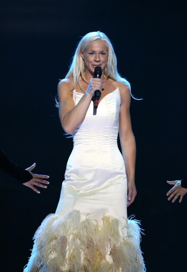 MALENA ERNMAN: Opera-sangeren deltok i Eurovision i 2009. Foto: NTB Scanpix