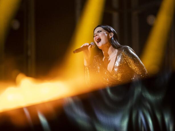 Greta Thunbergs mor var med i Eurovision
