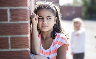 I hvilken alder bør foreldre slutte å involvere seg i barnas konflikter?