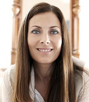 VIKTIG FOR SELVTILLITEN: Trine Øfsti Bråten mener at det å kunne løse konflikter er en ferdighet som er viktig for barnets selvtillit og selvfølelse. FOTO: Guri Pfeifer