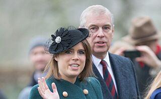 Skandaleprinsens datter med støtteerklæring etter den tøffe tiden