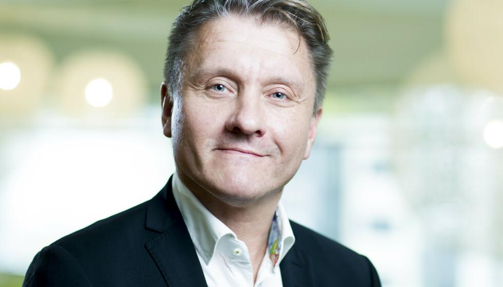 Administrerende direktør i Burger King Norge, Rune Sandvik. FOTO: Burger King Norge