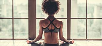Så lite yoga skal til for å forbedre helsen din