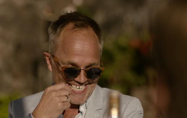 EXIT: Jon Øigarden spiller den kyniske forretningsmannen Jeppe i NRK-serien Exit. Det er bekreftet at sesong 2 skal spilles inn i 2020. FOTO: NRK