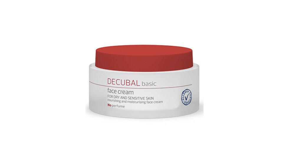 DAGKREM: Visste du at Basic face cream også er perfekt under sminke?