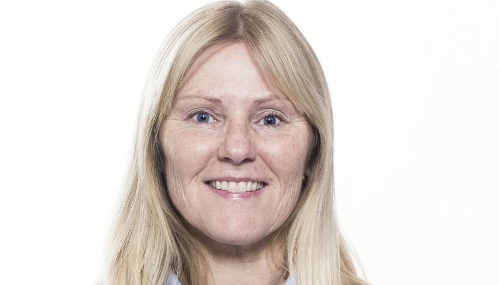 Kristin (52) fikk ny frisyre - se hvor flott hun ble!