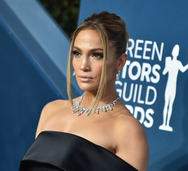 SAG AWARDS: Jennifer Lopez. Foto: NTB Scanpix