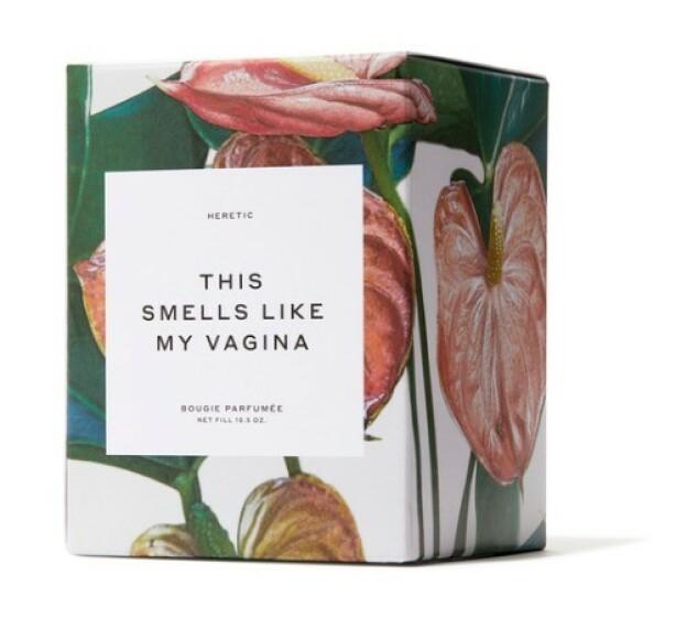 VAGINADUFTLYS: Dette duftlyset til Gwyneth Paltrow koster hele 750 kroner og ble ustolgt idet det kom i butikk. Foto: Goop