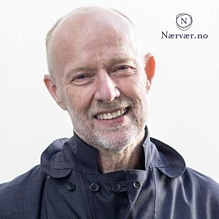 Michael de Vibe driver nettkurs om oppmerksomt nærvær. FOTO: Privat.