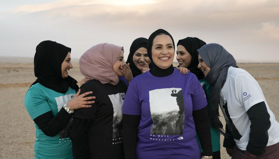 Moteaktører lanserer kolleksjoner til kvinnedagen