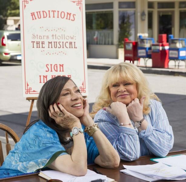 Liz Torres (t.v.) og Sally Struthers (t.h.) Foto: NTB Scanpix