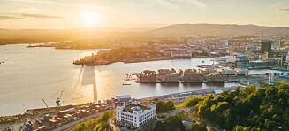 Oslo er verdens beste by for helse og velvære