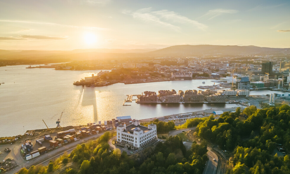 MANGE TUROMRÅDER: Oslo har jo både Nordmarka, Østmarka, Vigelandsparken, Bygdøy, Holmenkollen, Grefsenkollen og mange andre turområder. FOTO: NTB Scanpix