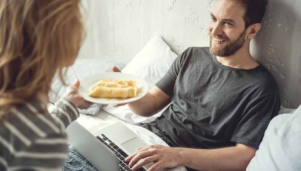 TRADWIFE: Kult å være konemor? Det er opp til hver enkelt. FOTO: NTB Scanpix