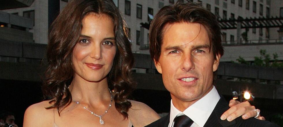 Åpner opp om Tom Cruise-bruddet - og livet som alenemor