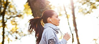 20 minutter trening øker konsentrasjonen like mye som en kopp kaffe