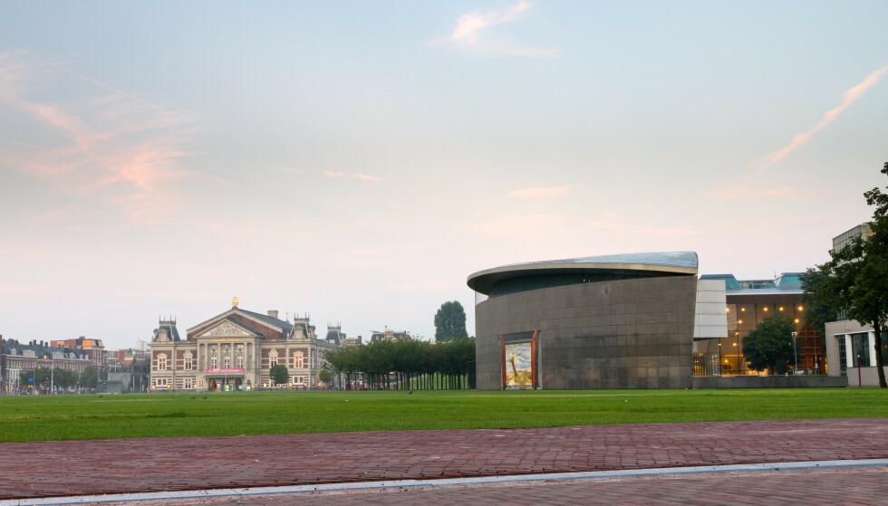 VIRTUELL GJEST: Ta en tur til Van Goghs samlinger i Amsterdam. FOTO: NTB Scanpix