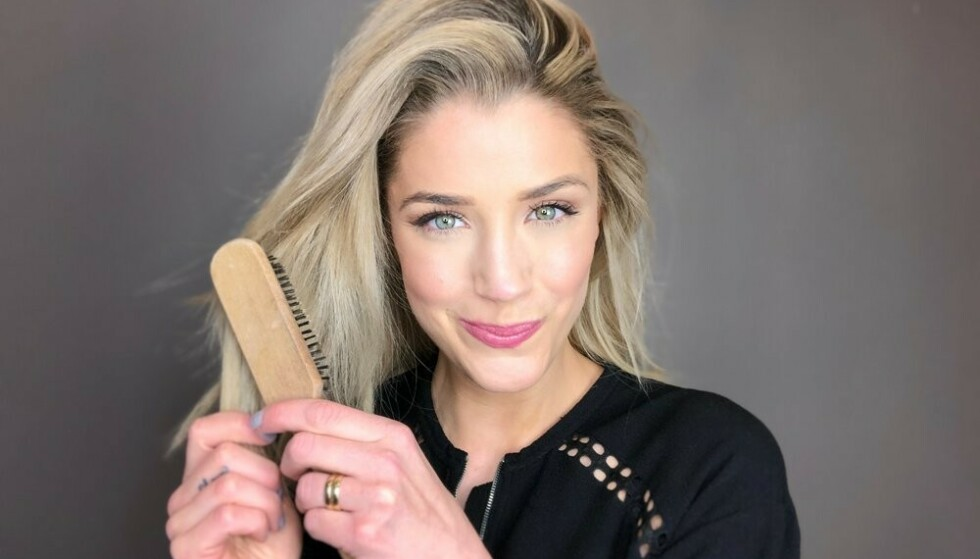 LA DEG INSPIRERE: KK skjønnhetsekspert Cecilie Krogh viser deg hvordan du kan skape de fineste frisyrene i videoene du ser nedover i saken! Foto: Cecilie Krogh