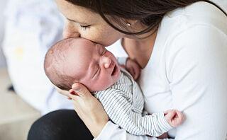 Marita ble stadig mer hardhendt med babyen: - Jeg ba om hjelp i tide