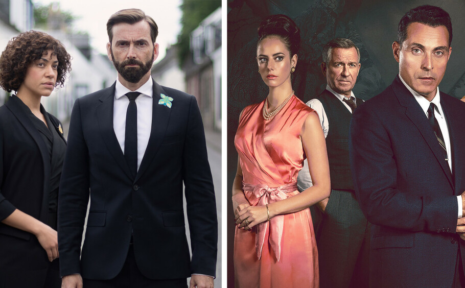 PÅSKEKRIM 2020: Vi har anmeldt årets påskekrim fra NRK og TV 2 - resultatet ser du i saken! FOTO: NRK og TV 2