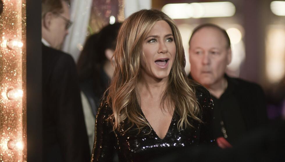 GRESK: Jennifer Anistons greske etternavn navn ble byttet ut av hennes far, som ville opp og frem i Hollywood. FOTO: NTB Scanpix